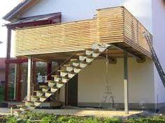 balkon anbaubalkon verzinkt wendeltreppe pulverbeschichtet decks and balconies pinterest. Black Bedroom Furniture Sets. Home Design Ideas