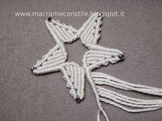 Macrame Star tutorial