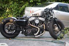 Harley Davidson sportster 48 2013 | Trade Me