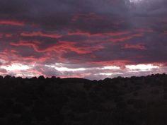 Sky in Flagstaff.. ahh I love AZ
