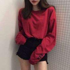 Look at this Classy korean fashion outfits 2548315828 K Fashion, Ulzzang Fashion, Asian Fashion, Fashion Outfits, Womens Fashion, Fashion Design, Fashion Ideas, Hipster Fashion, Fashion Shorts