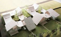 """Are there some """"iffy"""" parts of your roof? Do you feel uneasy about what could be wrong with your roof? You should learn a little bit about how to care for a roof if you want to be sure things are in . Chinese Architecture, Concept Architecture, Landscape Architecture, Interior Architecture, Interior Design, Landscape Model, Landscape Design, Roof Design, House Design"""