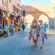 Vor einer Woche durfte ich @dominique_rinderknecht und @noemirinderknecht für @flyedelweiss nach Marrakesch begleiten. Ein tolles Wochenende in super Gesellschaft an einem wunderschönen Ort. Was will man mehr... Ich wünsche euch einen wunderschönen Sonntag Abend! Geniesst es   #flyedelweiss #marrakesh #littlecityinmarokko #dominiquerinderknecht #wanderlust