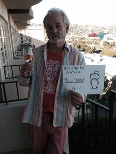The Best Parts of Bill Murray's Surprise Reddit AMA | Vulture