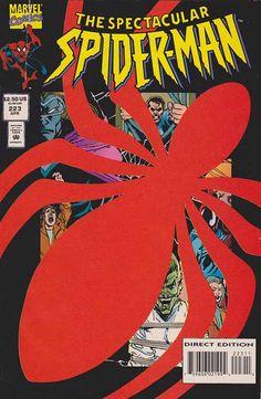 Spectacular Spider-Man #223 Mint $4.00