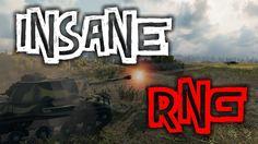INSANE RNG || World of Tanks