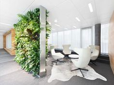 The interior of the building KKCG  office spaces3