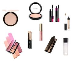 A beauty collage from January 2017 featuring compact face powder, nars cosmetics and conditioning mascara. Browse and shop related looks. Too Faced Cosmetics, Nars Cosmetics, Face Powder, Becca, Bobbi Brown, Mascara, Mac, Eyeshadow, Lipstick