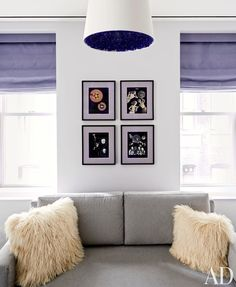 Design Tips: When to Use Roman Shades