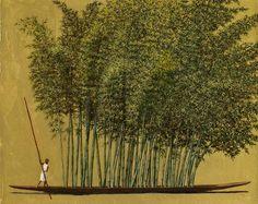 Художник Pedro Ruiz - Поиск в Google