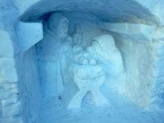 Impresionantes Esculturas De Invierno | Arte Helsinki, Snow Sculptures, Sculpture Ideas, Snow Castle, Siberia, White Whale, Harbin, Building For Kids, Reference Images