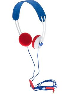 KITSUNÉ TEE 'Aiaiai Tracks' Headphones #wonderfulstore #giftidea