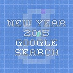 New Year 2015 - Google Search