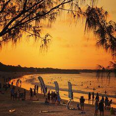 Come along 2 @NoosaSurfFest #thisisqueensland www.parkmyvan.com.au #ParkMyVan #Australia #Travel #RoadTrip #Backpacking #VanHire #CaravanHire