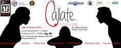 No te pierdas esta obra que se estará presentando del 23-25 de junio en el Teatro Francisco Arriví. Boletos aquí