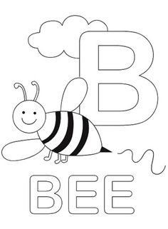 top 10 free printable letter b coloring pages online - Letter C Coloring Pages For Toddlers