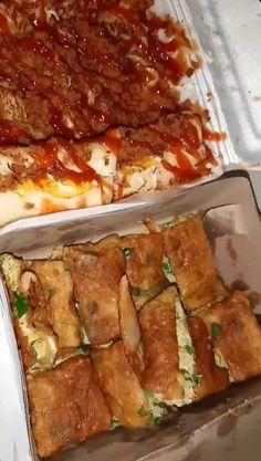 Food N, Junk Food, Food And Drink, Food Snapchat, Indonesian Food, Aesthetic Food, Spicy Recipes, Food Cravings, Meatloaf