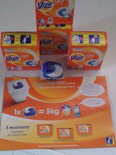 Agata Testuje: PROJEKT VIZIR 3-IN-1 PODS