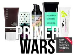 Makeup Ideas: Primer Wars!: Daily Beauty Reporter. My vote? Becca for oily skin only or Tzone for combo skin. Hourglass or It cosmetics for the rest.