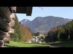 Beautiful footage of the Aule-Alm - Riessersee Garmisch-Partenkirchen