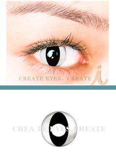 Black Cat Eye lenses - $29.99 - Plano Only