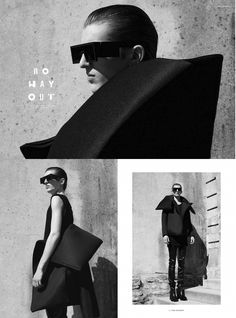 Rad Hourani Repinned by www.fashion.net