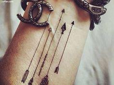 80+ Most Fabulous Arrow Wrist Tattoo Designs – Best Arrow Tattoos ...