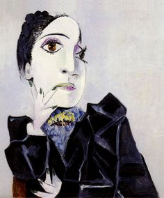 View Dora Maar aux ongles verts by Pablo Picasso on artnet. Browse upcoming and past auction lots by Pablo Picasso. Kunst Picasso, Art Picasso, Picasso Paintings, Picasso Drawing, Henri Matisse, Henri Rousseau, Spanish Painters, Spanish Artists, Picasso Dora Maar