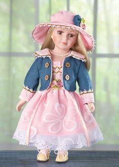 Collectible Hannah Grace Doll