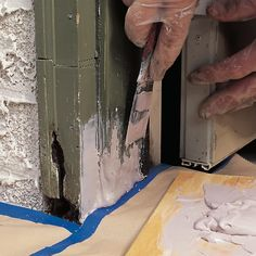How to Repair Rotted Wood | Family Handyman Home Renovation, Home Remodeling, Home Improvement Projects, Home Projects, Wood Repair, Drywall Repair, Home Fix, Diy Home Repair, Beginner Woodworking Projects