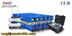 COMIX |   ADRS High Quality Rubber Conveyor Belt Vulcanizing Equipment