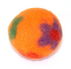 I love this dryer ball!  Use coupon code LEAPINGSHEEP  for 20% off