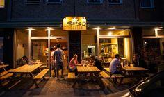 SHISO BURGER - dieser Burger Laden überrascht mit asiatisch-inspiriertem Fast Food zwischen Berliner Vintage und Hip Hop.