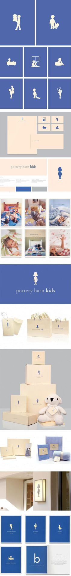 Who doesn't like Pottery Barn? #identity #packaging #branding PD