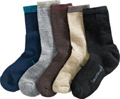 Smart Wool Socks.  Great for cold weather.