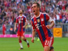 Phillip Lahm // FC Bayern Munchen