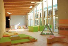 Asilo Nido + Scuola per l'infanzia - Architettura