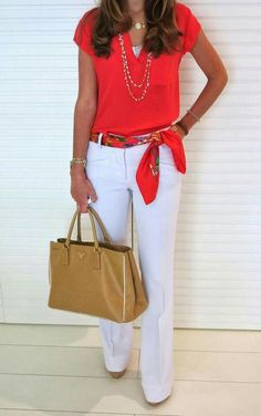 Pin by marcia hineline on summer fun haine, ținute casual, ținute Work Fashion, Cute Fashion, Fashion Looks, Mode Outfits, Fashion Outfits, Womens Fashion, Fashion Trends, Business Casual Outfits, Look Chic