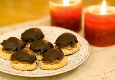 julekaker, sarah bernard, baketerapi Waffles, Cheesecake, Food And Drink, Pudding, Cookies, Breakfast, Desserts, Christmas, Crack Crackers