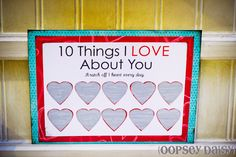 10 things i love about you scratch off card
