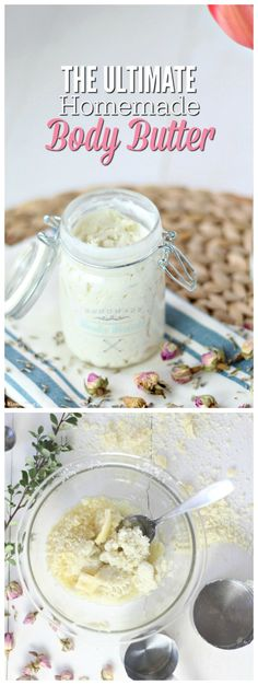 The Ultimate Homemade Body Butter Recipe