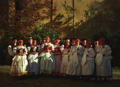 Folklor Brněnska - Fotoalbum - kroj z Brna-Černovic Czech Republic, Painting, Art, Pictures, Photograph Album, Art Background, Painting Art, Paintings, Kunst