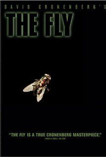 The Fly (1986)  A brilliant but eccentric scientist begins to transform into a giant man/fly hybrid after one of his experiments goes horribly wrong.