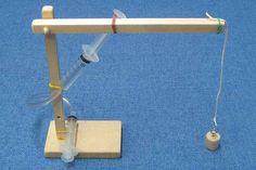 model crane school project - Google Search                                                                                                                             More