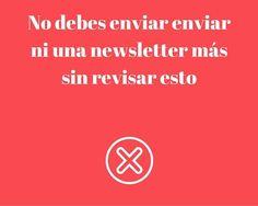 Los mejores #ejemplos de #newsletter para tu email marketing