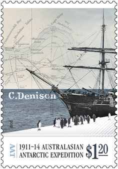 1911-14 Australasian Antarctic Expedition