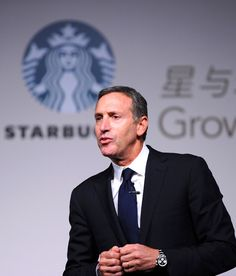 ...Rolex Coolness... Howard Schultz Founder & CEO of Starbucks Vintage Rolex Keeping The Time Of His Life Howard Shultz...