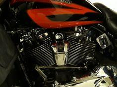Harley 114 engine