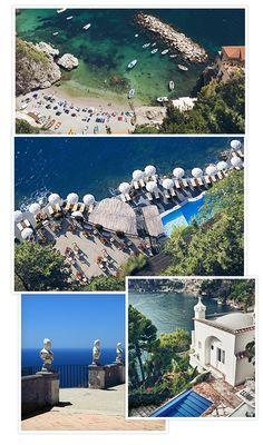 Guide des meilleurs hôtels et restaurant sur la côte Amalfitaine Positano Amalfi http://www.vogue.fr/voyages/adresses/diaporama/guide-des-meilleurs-htels-et-restaurant-sur-la-cte-amalfitaine-positano-amalfi/21251