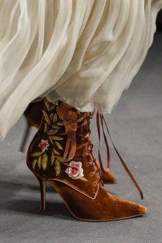Obsession, bellafayegarden:   Alberta Ferretti Autumn/Winter...
